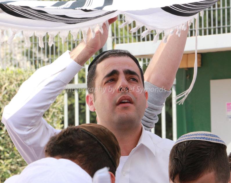 Dan Shemesh: Shalev Barmitzvahs - Part1