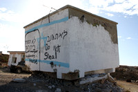Slogans on Abandoned Barrack Walls 5