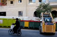 Mixed Transportation Modes - Jerusalem 2
