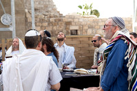 Resonating Prayer at Western Wall 1