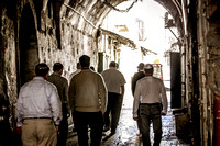 Exiting the Temple Mount Area 2
