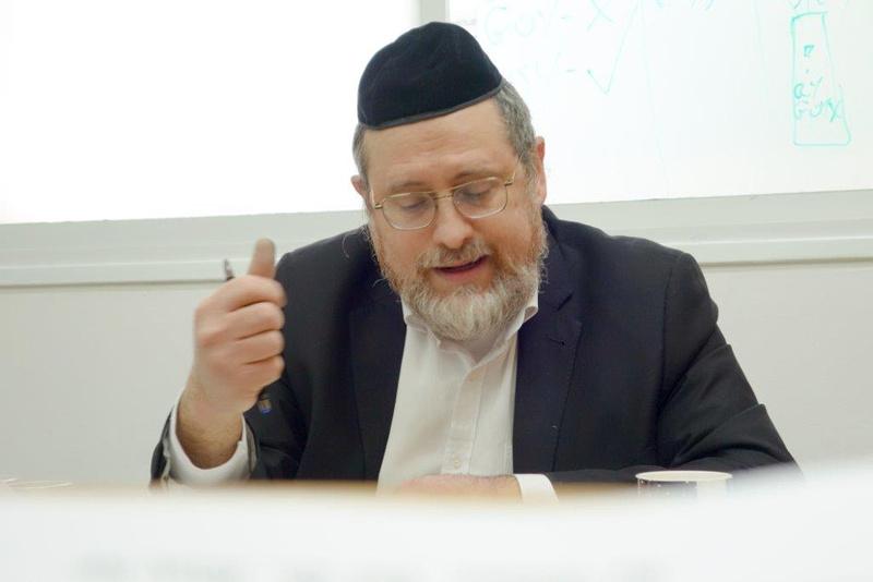 Dan Shemesh: 181227-Rav Teichtal 2 Days Bet Zvi