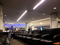 Boarding Lounge Los Angeles Airport 190127-1