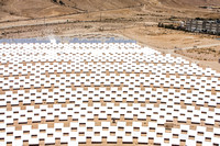 CSP Solar Field from Tower 100623-9
