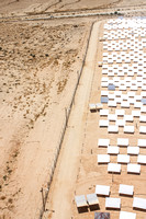 CSP Solar Field from Tower 100623-10
