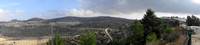 Panorama 2 from Ateret