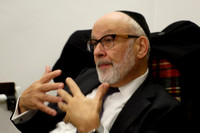 The Jerusalem Salon - Rabbi David Lapin 17th Dec 2015
