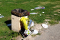 Garbage in Park RBSA 2