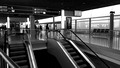 De Gaulle Airport - Walkways