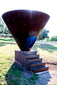 Conical Steel Memorial 41