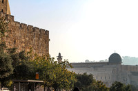 130714 Old City Jerusalem - Southern Walls