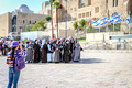 Nuns' Mission to Western Wall 1