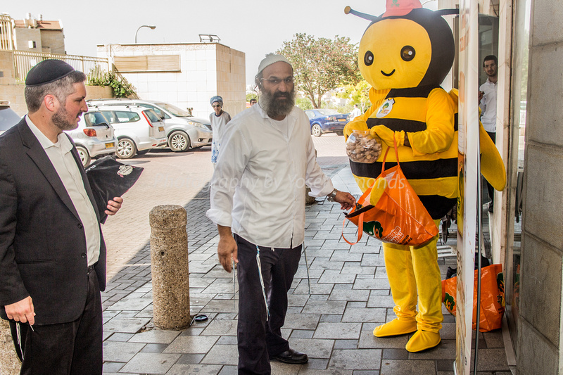 Dan Shemesh: Lema'an Achai - Ramat Beit Shemesh Aleph
