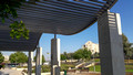 Undulating Pathway Cover - Park Ayalon - 2