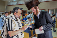 Purim - Dressing Up as Chassidim