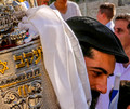 Clutching the Sefer Torah 2